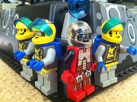 Lego Men Nobody cares about what you do until they care about who you are